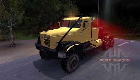 Pak camions v8.1 pour Spin Tires