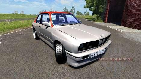 BMW M3 E30 pour BeamNG Drive
