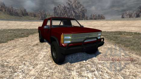 Gavril D-Series Crew Cab für BeamNG Drive