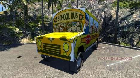 Busfag 2013 für BeamNG Drive