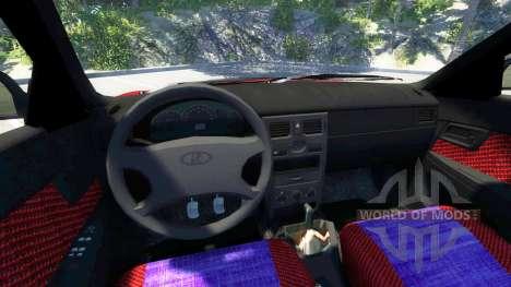 ВАЗ-Lada 2170 Priora v2.1 pour BeamNG Drive