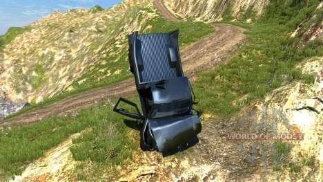 Gavril D-15 Sport für BeamNG Drive