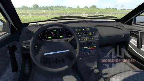 VAZ-2114 Samara-2 für BeamNG Drive