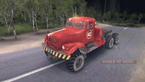 Pak LKW v9.0 für Spin Tires