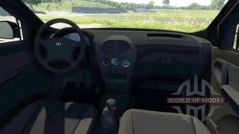 ВАЗ-LADA Kalina 1118 für BeamNG Drive