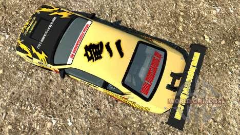 Nissan Silvia S15 Sport v2.0 pour BeamNG Drive
