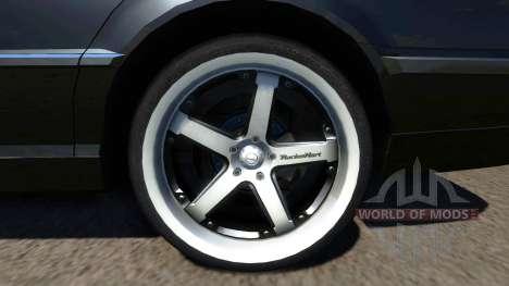 BMW 740i E38 für BeamNG Drive