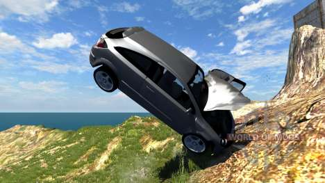 Opel Astra pour BeamNG Drive