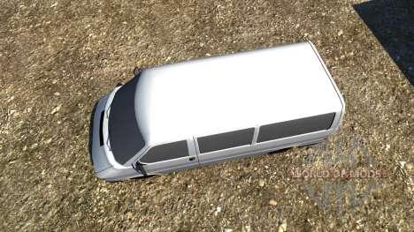 Volkswagen Transporter T4 pour BeamNG Drive