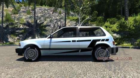 Ibishu M3 pour BeamNG Drive