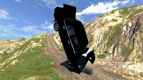 AIDE-LADA 2107 pour BeamNG Drive