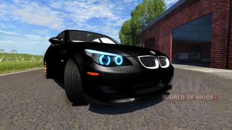 BMW M5 v1.2 pour BeamNG Drive
