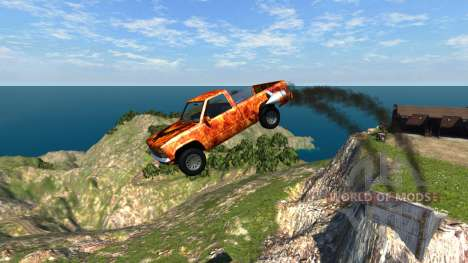Gavril D-Series Hell pour BeamNG Drive