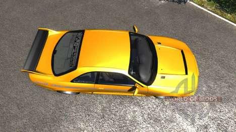 Nissan Skyline Nismo 400R pour BeamNG Drive