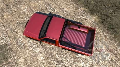 Gavril D-Series 6x6 für BeamNG Drive