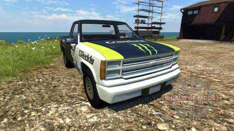 Gavril D-Series ME Edition pour BeamNG Drive