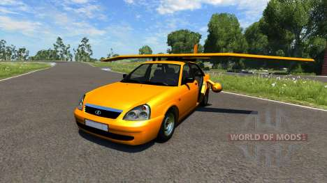ВАЗ-2170 Priora Avion pour BeamNG Drive