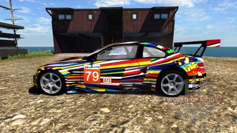 BMW M3 GT für BeamNG Drive
