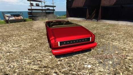 Bruckell Moonhawk K für BeamNG Drive