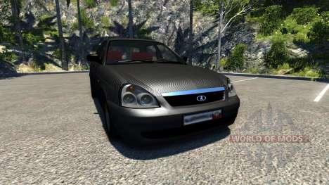 ВАЗ-2170 Priora Turbo pour BeamNG Drive