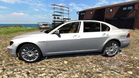 BMW 760Li (E66) v1.1 pour BeamNG Drive