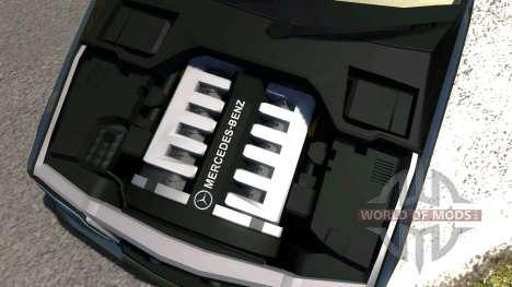 Mercedes-Benz S600 für BeamNG Drive