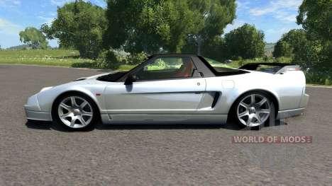 Honda NSX-R pour BeamNG Drive