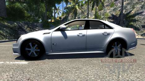 Cadillac CTS-V pour BeamNG Drive