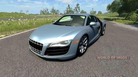 Audi R8 V10 pour BeamNG Drive