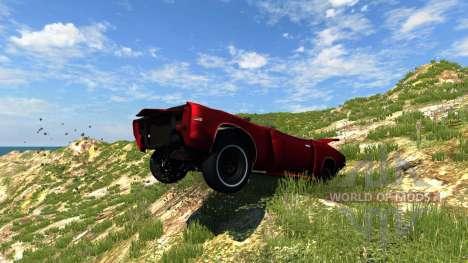 Bruckell Moonhawk K pour BeamNG Drive