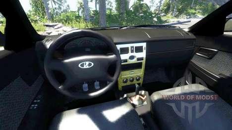 ВАЗ-2170 Installiert Vor für BeamNG Drive