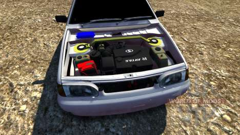 VAZ-2113 pour BeamNG Drive