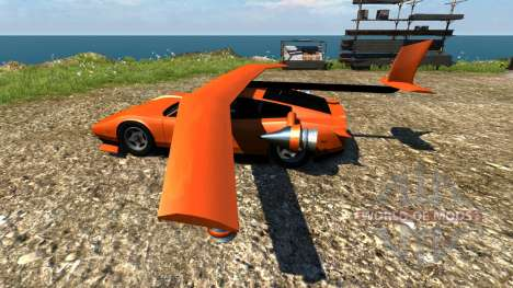 DSC FT40 Rocket für BeamNG Drive