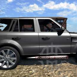 Range Rover Sport pour BeamNG Drive