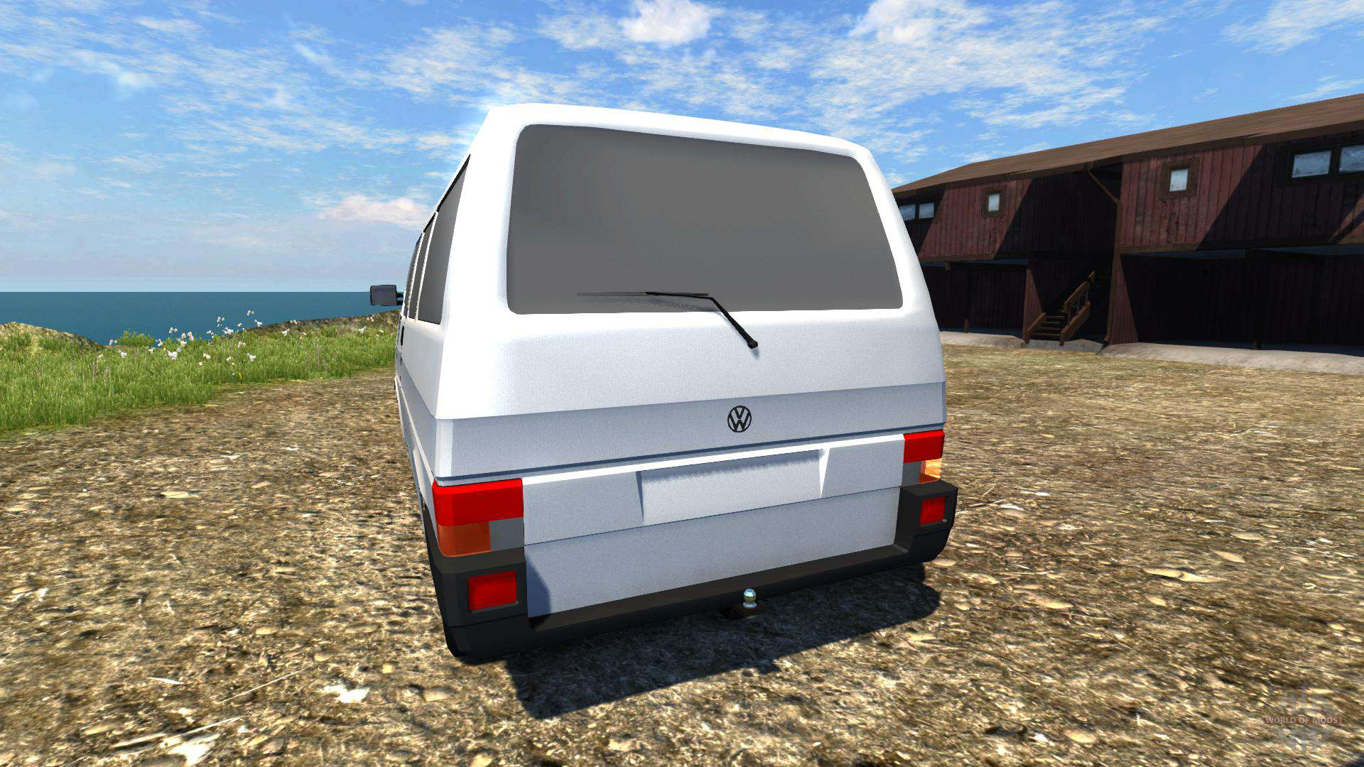 volkswagen transporter t4 f r beamng drive. Black Bedroom Furniture Sets. Home Design Ideas