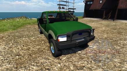 Ford F-250 für BeamNG Drive