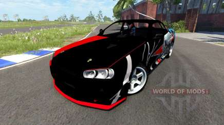 Nissan Skyline R34 GT-R Evil Empire pour BeamNG Drive