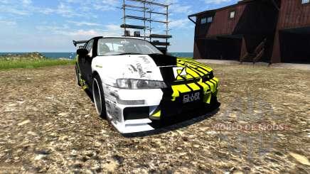 Nissan Silvia S14 für BeamNG Drive