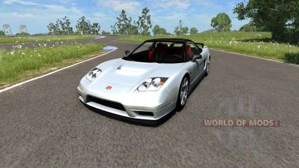 Honda NSX-R für BeamNG Drive