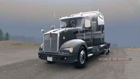 Kenworth T600 pour Spin Tires