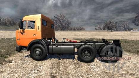 KamAZ-65115 für BeamNG Drive