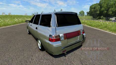 VAZ-2111 für BeamNG Drive