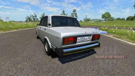 VAZ-2105 v2.0 für BeamNG Drive