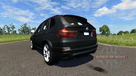 BMW X5M Carbon für BeamNG Drive