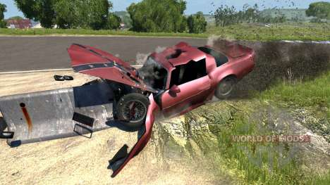 Grinder pour BeamNG Drive