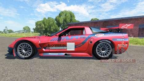 Chevrolet Corvette C5-R Alpine pour BeamNG Drive