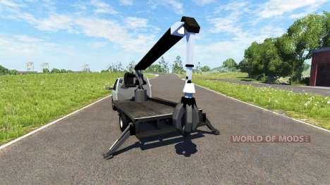 Gavril H-Series H45 Grabster für BeamNG Drive