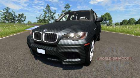 BMW X5M Carbon pour BeamNG Drive