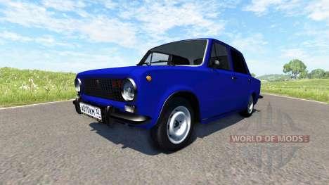 VAZ-21011 für BeamNG Drive