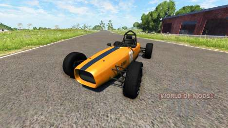 DSC Bora 2014 Orange für BeamNG Drive